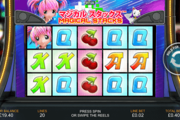 Magical Stacks Slot Review
