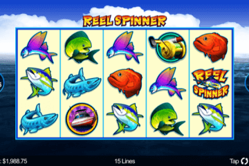 Reel Spinner Slot Review