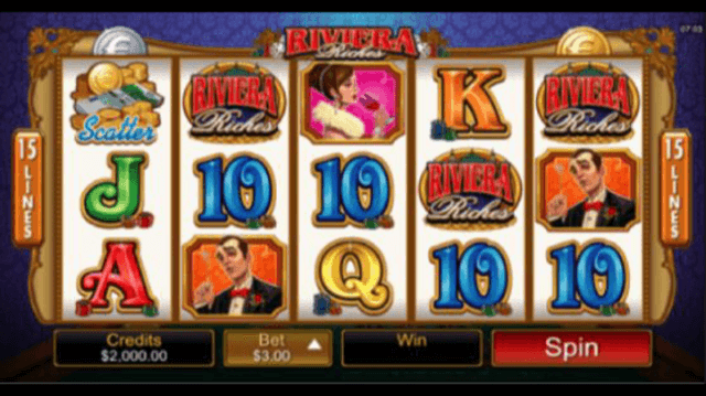 Riviera Riches Slot Review