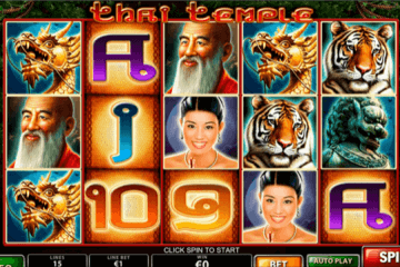 Thai Temple Slot Review