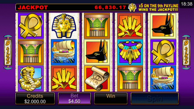 Treasure Nile Slot Review