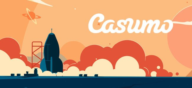 casumo casino welcome bonus