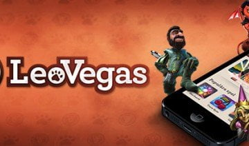 leo vegas casino welcome bonus