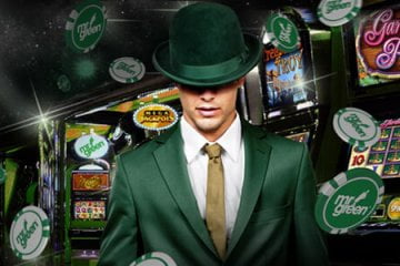 mr green casino welcome bonus