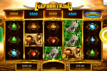 Elephant King Slot Review