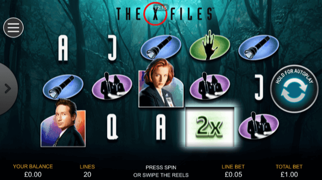 The X-Files Slot Review