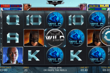 Batman Begins Slot Review