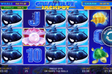Great Blue Jackpot Slot Review
