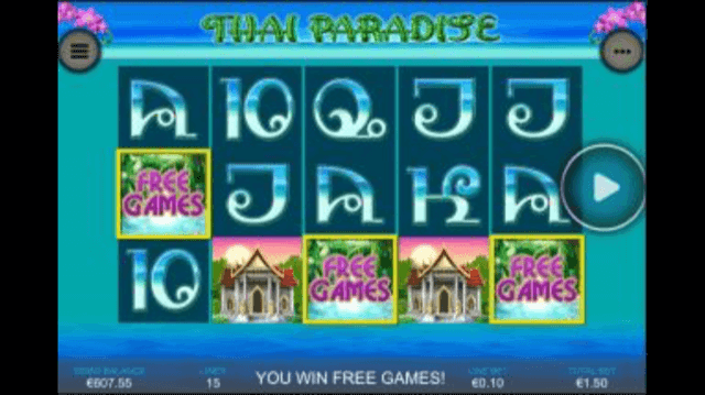 Thai Paradise Slot Review