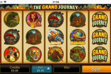 The Grand Journey Slot Review