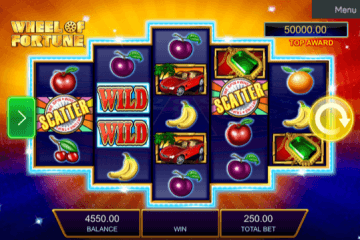 Wheel Of Fortune Triple Extreme Slot Review