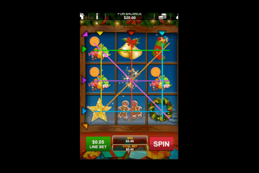 Santa's Gifts Slot Review