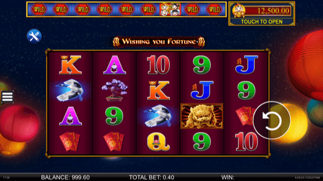 Wishing You Fortune Slot Review