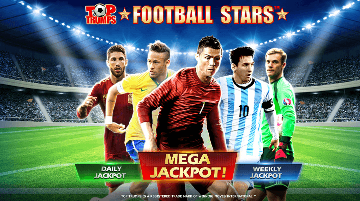 World Cup Fever Playtech New Football Slot